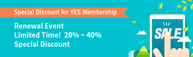 YES Membership Discount