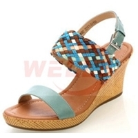 Lady's fashion shoes