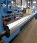 GRP pole filament winding production line