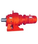 Cycloidal pinwheel speed reducer