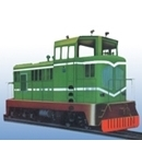 Diesel-Hydraulic Locomotive