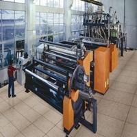 CPP/CPE film extrusion machine