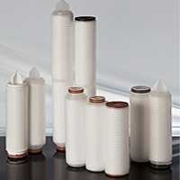 INDUSTRIAL PLEATED TYPE CARTRIDGE FILTER