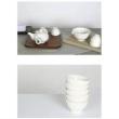 Korean Ceramic Vase Bon China