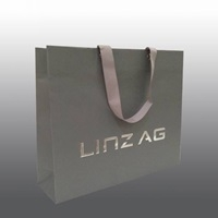 Customized medium paper bag