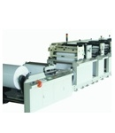 Inline unit type flexo printing machine(wide web)