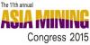 Asia Mining Congress 2015