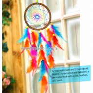 Rainbow Dream catcher ...