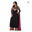Wholesale Designer Georgette Anarkali Dresses