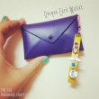 Unique coin purse / mini pouch / wallet