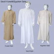 Saudi Kuwait & Egyptian Style Robes